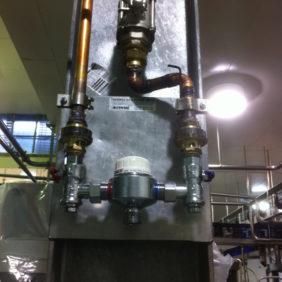 Factory Install - Industrial Plumbing, Wetherill Park Sydney